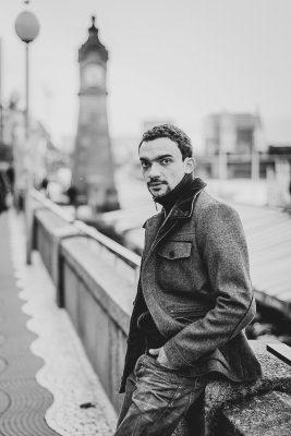 Schauspieler Oliver El-Fayoumy