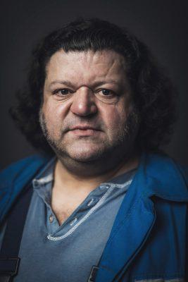 Portrait Schauspieler