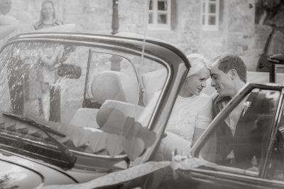 SA+ST im VW Käfer