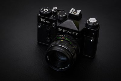 Zenit 12 XP USSR Spiegelreflexkamera Produktfoto