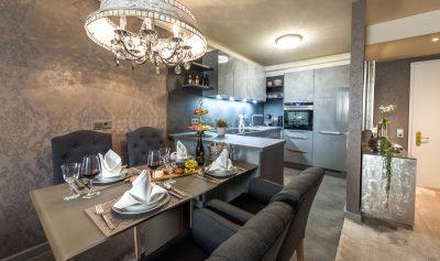 Villa Sibilla Bad Neunahr  Kochen Residence Apartment
