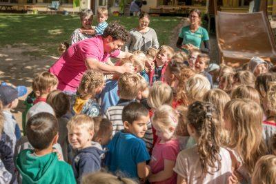 Kika von ARD und ZDF Kikaninchen Monsterparty 2018