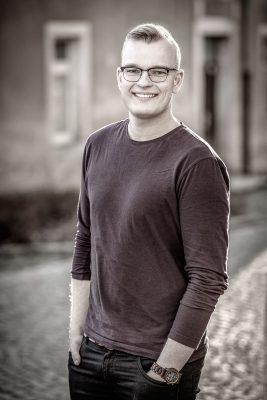 Portrait Heiko Steudtner Deutscher Vizemeister der Floristen