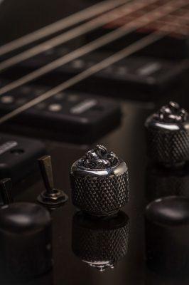 Löwenherz Bass black Detail