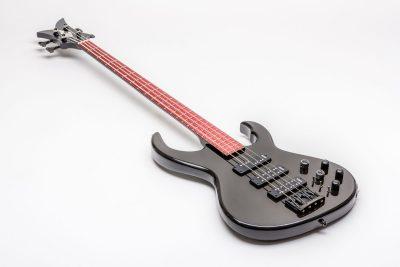 Löwenherz Bass schwarz