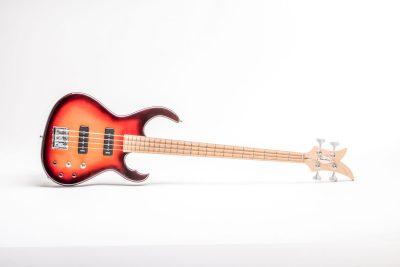 Löwenherz Bass  Sunburst Front