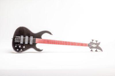 Löwenherz Bass  Schwarz Front