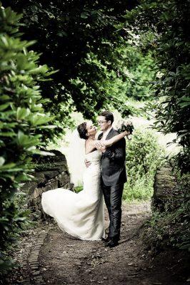 M&M Hochzeit in der Natur