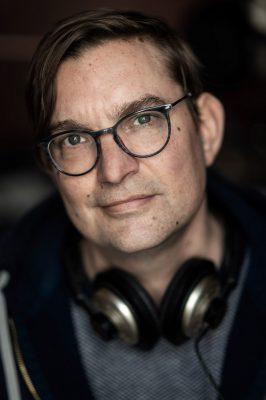 Künstler Portrait Florian Seigerschmidt Sprecher Schauspieler